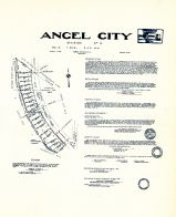 Angel City Division No 2, King County 1945 Vols 1 and 2